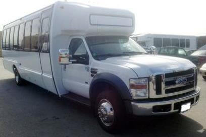 New Haven Party Bus Rental