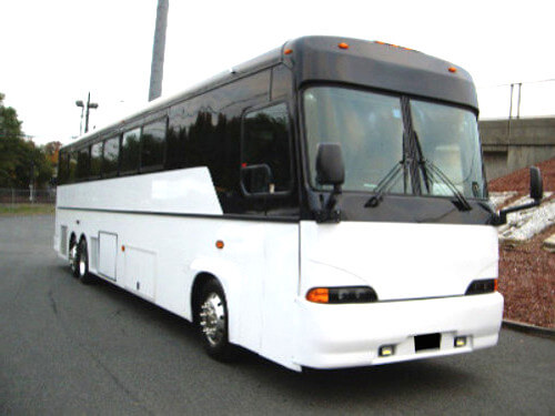 New Orleans Charter Bus Rental