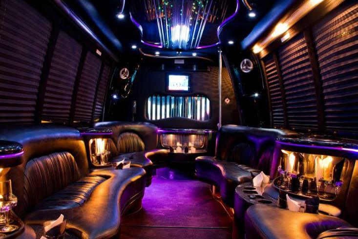 New York Party Bus Service