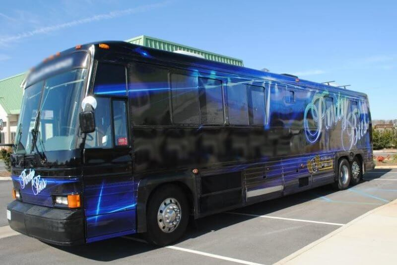 Newport News Party Bus Rental