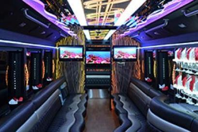 Newport News Party Bus Service