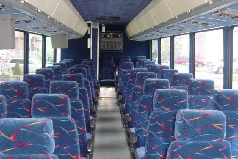 Oakland Charter Bus Service