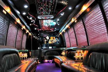 Oceanside Party Bus Service