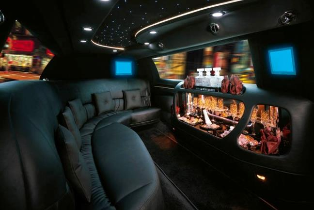 Oklahoma City Limos
