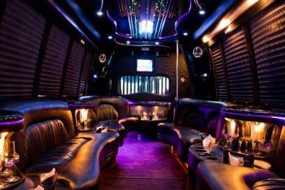 Oklahoma City Party Bus Service