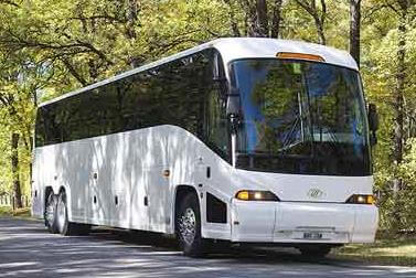 Olathe Charter Bus Rental