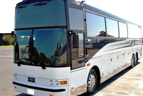 Olathe Charter Bus Prices