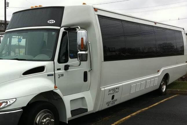 Omaha Charter Bus Rental
