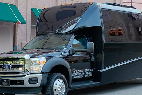Overland Park Party Bus Rental