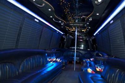 Overland Park Party Bus Service