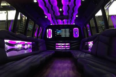 Overland Park Party Buses