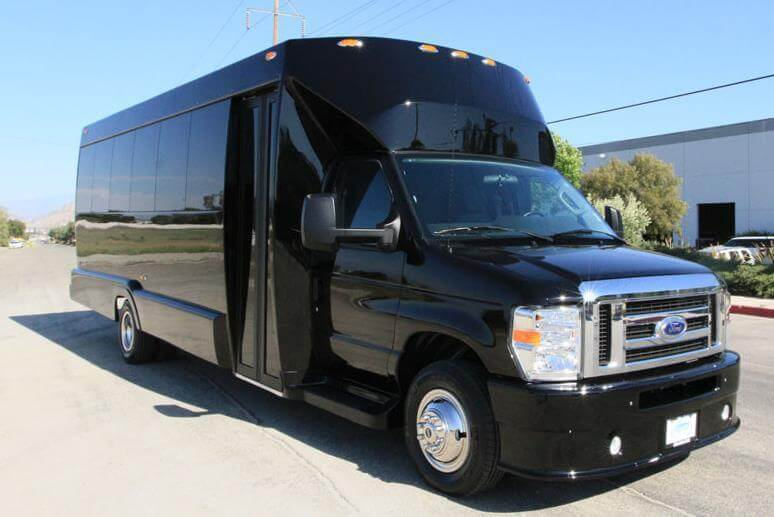 Pasadena Party Bus Rental