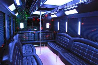 Pasadena Party Bus Service