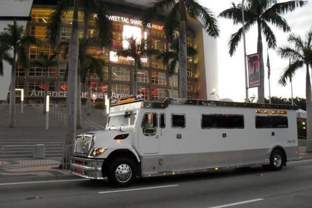 Plantation Party Bus