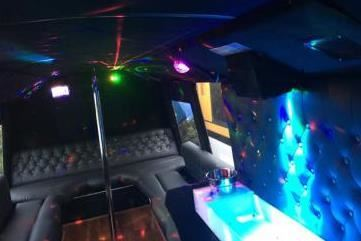 Party Bus Plantation
