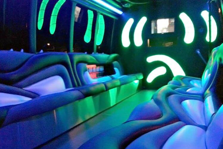 Portland Party Buses
