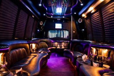 Poway Party Bus Service