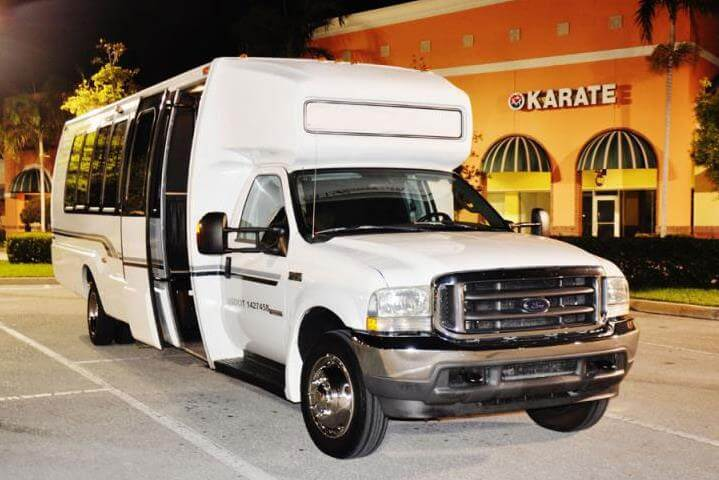 Poway Party Bus Prices