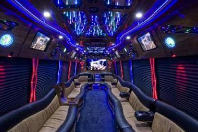 Providence Party Buses