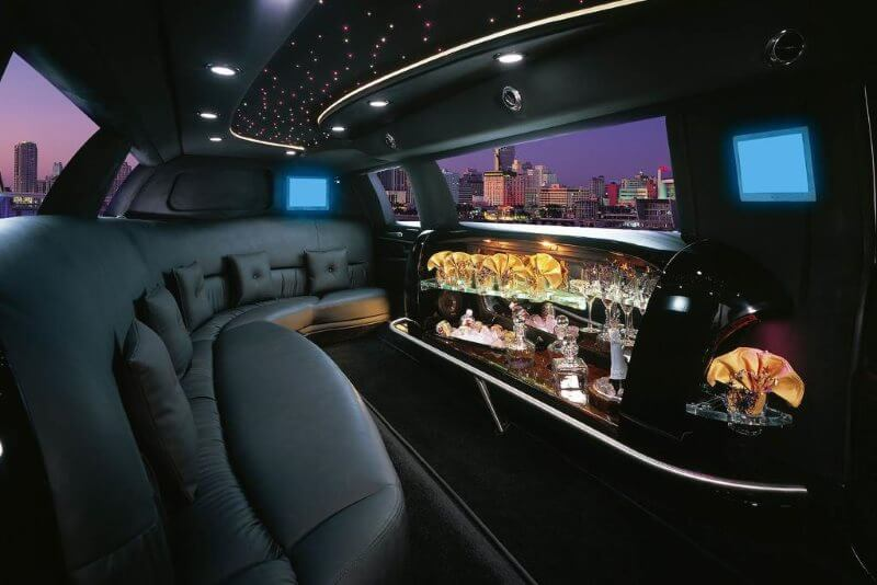 Raleigh Limos