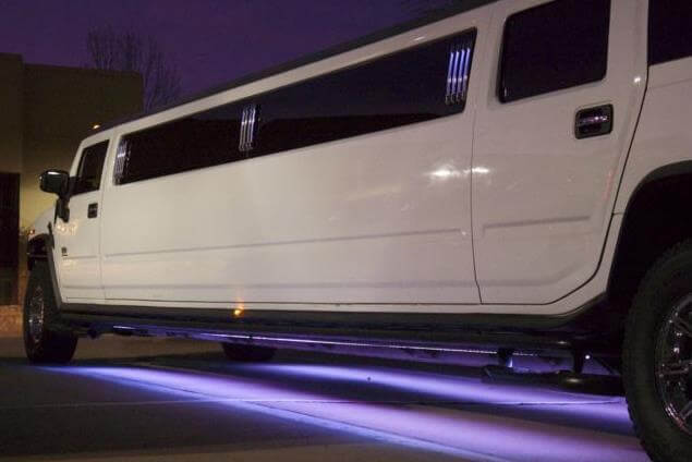 Richardson Limo Prices