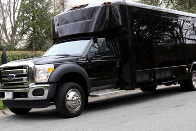 Richmond Party Bus
