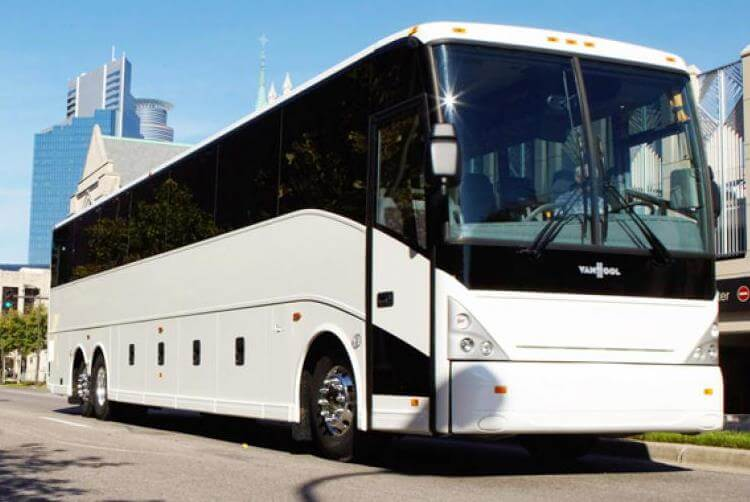 Riverside Charter Bus Rental