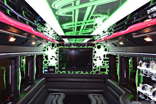Rochester Party Buses