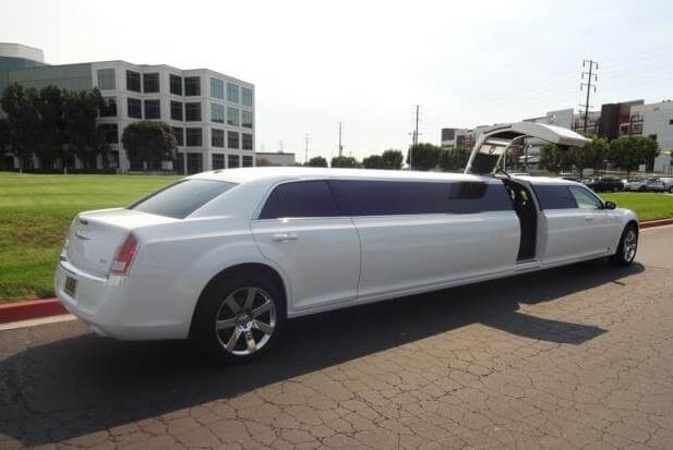 Roseville Limo Prices