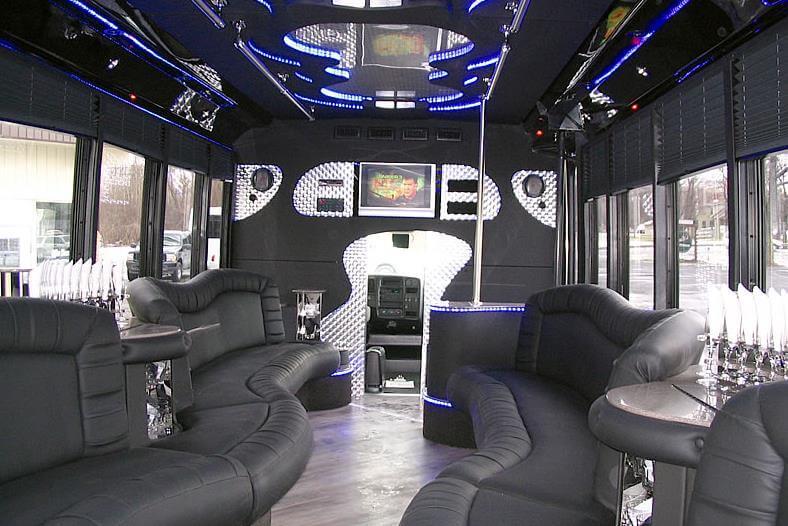 Sacramento Party Bus Service