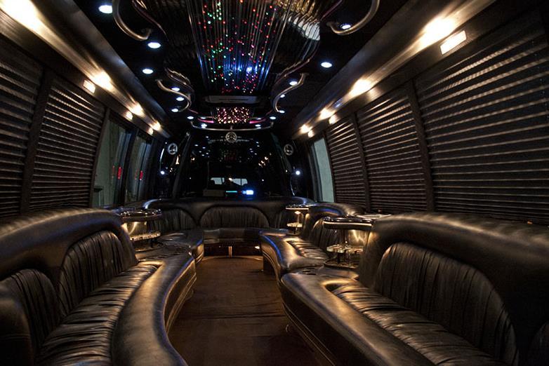 Sacramento Party Buses