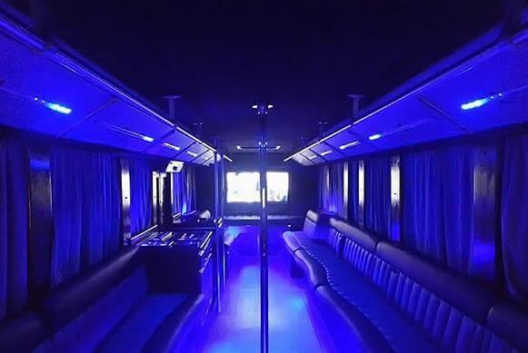 Salt Lake City Party Bus Service
