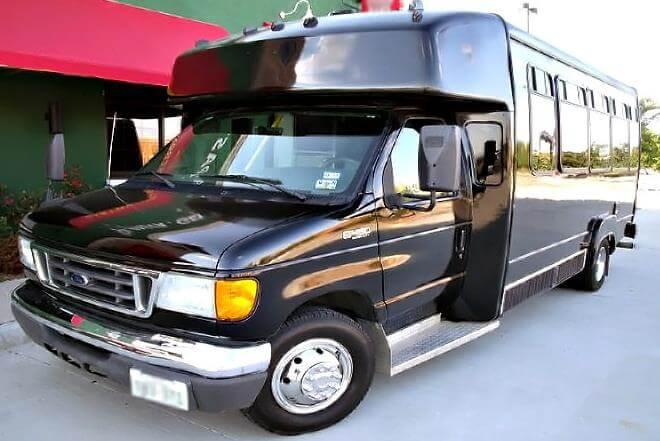 San Ramon Party Bus Rental