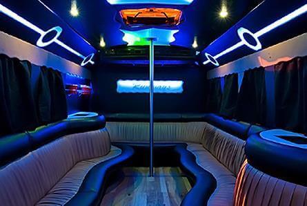 San Ramon Party Bus Service