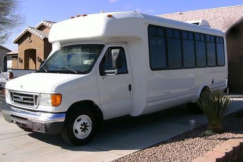 San Ramon Party Bus
