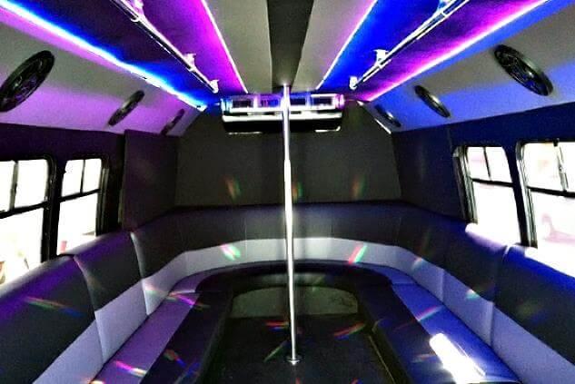 San Ramon Party Buses