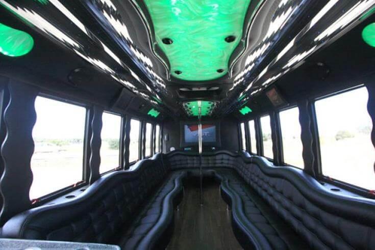 Santa Ana Party Bus Service