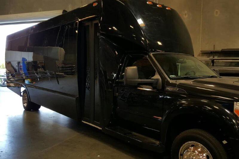 Santa Clarita Party Bus Rental