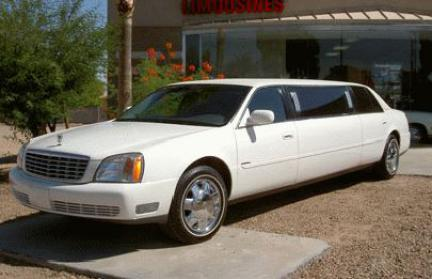 Scottsdale Limo Prices