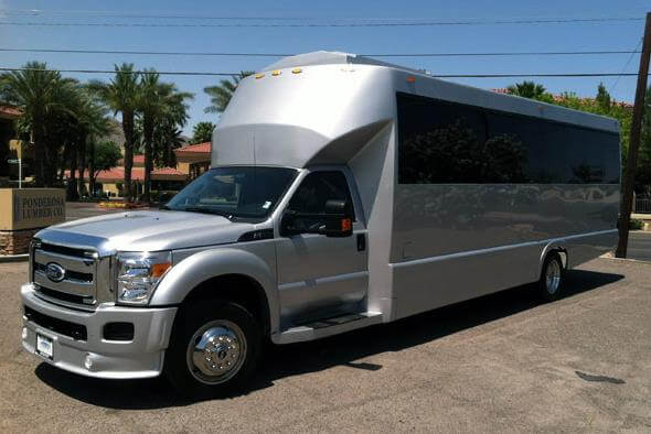 Scottsdale Party Bus Rental