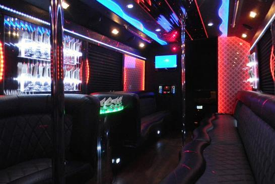 Scottsdale Party Bus Service