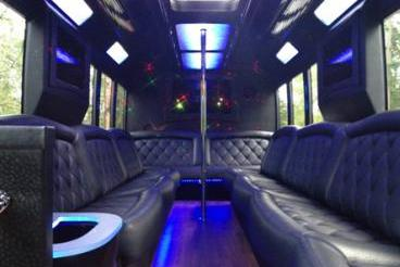Seattle Party Bus Service