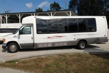 Sebastian Party Bus Prices