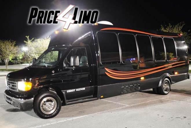 Charter Bus Miami