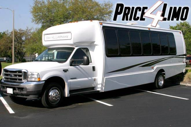 Shuttle Bus Plantation FL