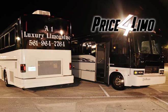 Shuttle Bus Rental Cape Coral