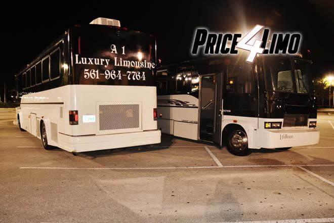 Shuttle Bus Rental Palm Bay