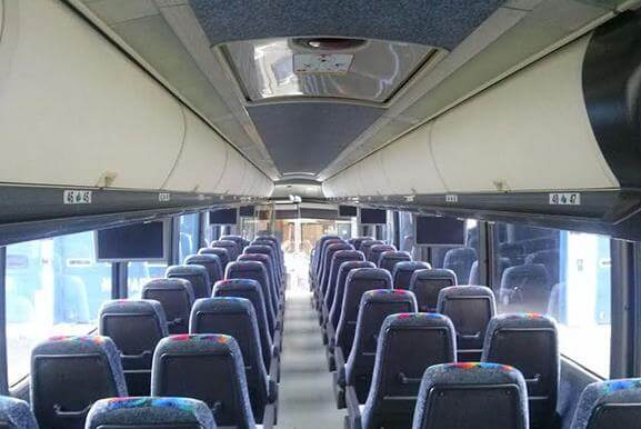 Stamford Charter Bus Service