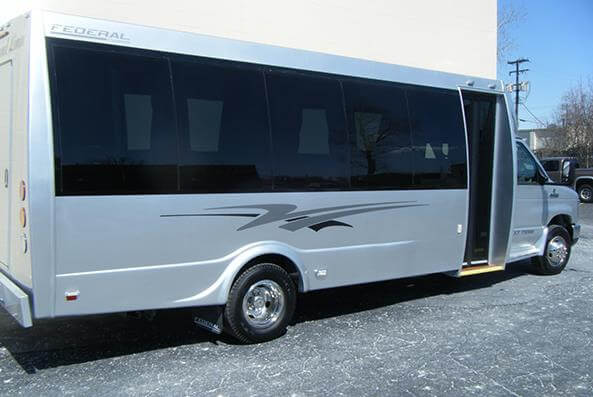 Sterling Heights Party Bus Rental