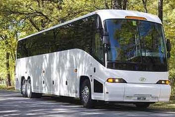 Stockton Charter Bus Rental